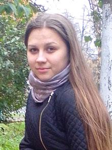 Дьячкова Татьяна, выпускница 2013 г.